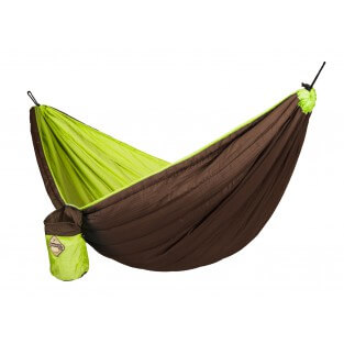 Padded Travel Hammock COLIBRI green