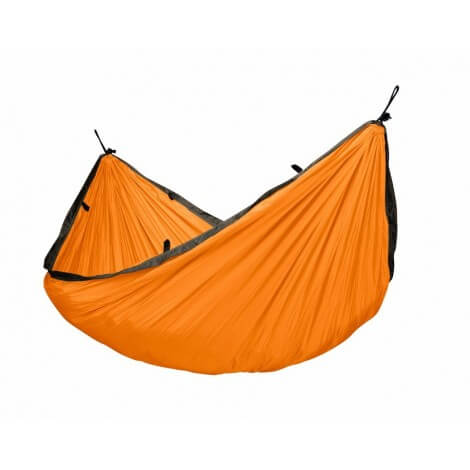 Single Travel Hammock COLIBRI orange