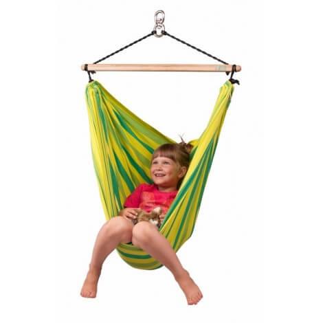 Organic Hammock Chair for Children LORI froggy