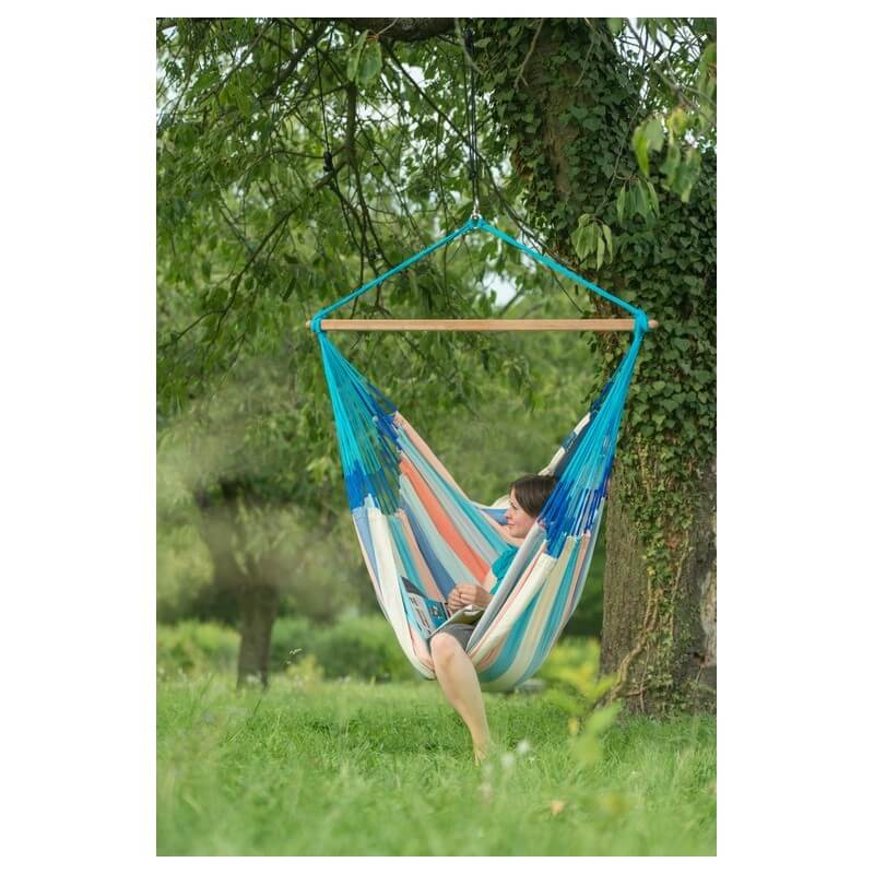 Colombian Weatherproof Hammock Chair Lounger Domingo Dolphin