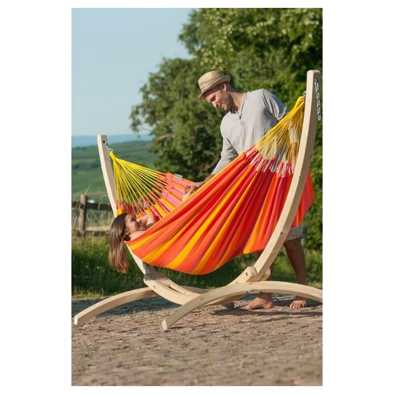 Stand For Single Hammocks Canoa