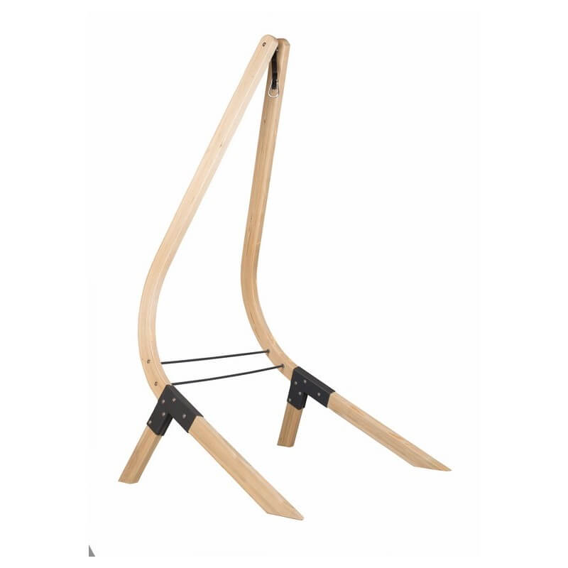 Support en bois pour Chaise-Hamacs Lounger VELA